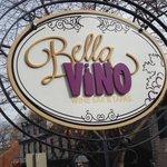 Bella Vino Sign
