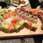 Mix of Sushi