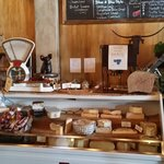 Want to go to a happy place well how about-- fromage, charcuterie, small plates, Char - grilled