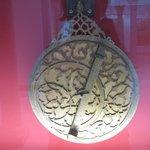 Бронзовая астролябия. 18 век