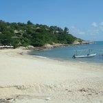 Бухта, пляж