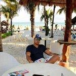 La mejor Playa y las mejores bebidas