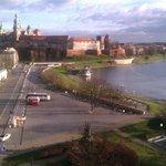 Utsikten mot slottet