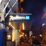 Radisson Blu Amsterdam...great neighborhood..felt safe