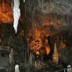 Impressive numbers/sizes of stalactites and stalacmites