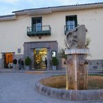 front of 18th century manor-Casa Andina PC Cusco