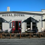 Royal Hotel, Nasby