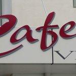 Cafe Viva signage