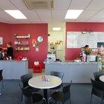 Cafe Viva interior