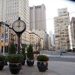Tribeca Grand Clock