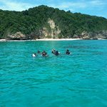 Discover Scuba Diving at the beautiful Maithon Island Phuket