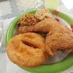 Chicken platter $12