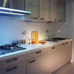 3房的厨房