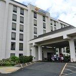отель и местность