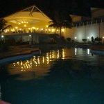 Pool View @ Night