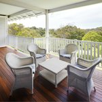 Seashells Yallingup 2 Bedroom Apartment Balcony