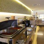 Le Monde Buffet Breakfast