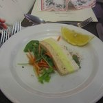 My starter one day - delicious!