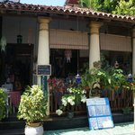 Royal Dutch Cafe in Galle Fort