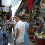 Zatocyona ulicyka na Medinie
