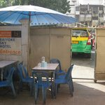 Shortcut to Pratunam market