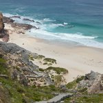 Treppen zum Strand - Cape Point