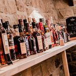 Restaurant bar - Spirits selection