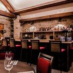 Bar in the Restaurant