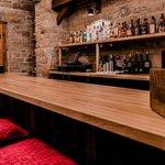The Barn bar