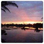 Sunset @ Tegal Sari