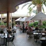 "Vielfalt an Restaurants auf dem ""Mirador"""