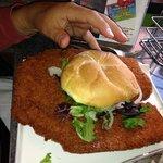 Best tenderloin around big on size and taste!