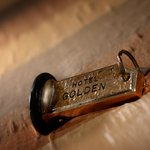 Hotel Golden Rome traditional key