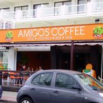 amigos coffee bar