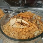 Local dish- Rice with Crab- Kioskos of Luquillo