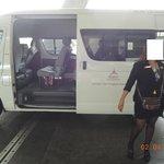 Hotel Representative at Airport