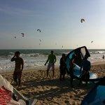 cours de kite surf