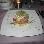 Tenderloin with Brie and Parma Ham