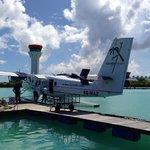 Et voilà, 1er transfert depuis Malé pour le Resort de Kuredu.