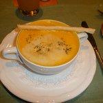 Salzach Grill Pumpkin Soup