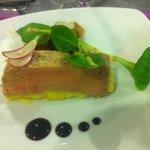 Le foie gras - médiocre