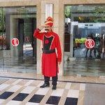Great doorman!