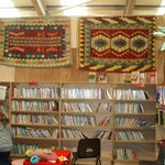 Carpets in children's section