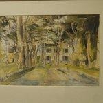 Village Corner Leipsic Del., 3/14/37 - Jack Lewis (b. 1912)