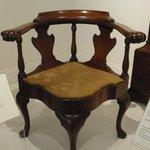 Corner Chai 1740s-1765 - Probably Delaware Walnut