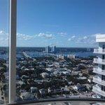 Top Floor Window View