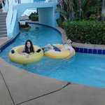 Lazy River & my teens