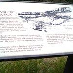 Ten Sleep canyon sign