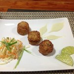 Snapper Fish Cakes