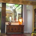 Le Hall, décoration simple et jolie